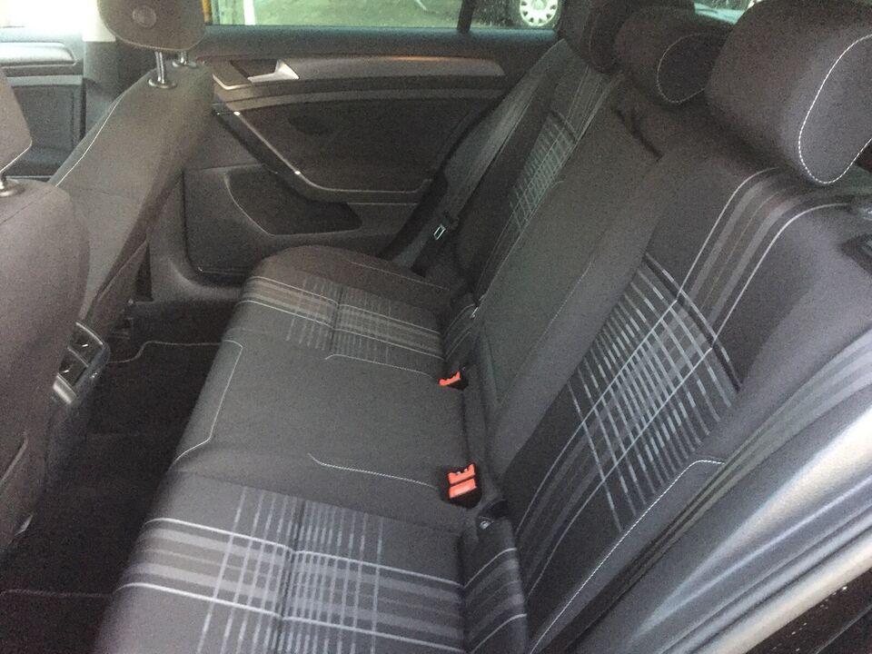 VW Golf VII, 1,6 TDi 110 Lounge Variant DSG, Diesel