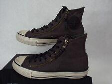 New Mens 12 CONVERSE John Varvatos CT HI Double Zip Dark Olive Shoes$160 150167C