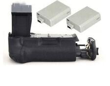 Battery Grip Pack For Canon BG-E8 550D 600D 650D 700D T2i T3i T4i + 2 LP-E8