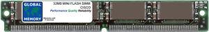 32MB-Mini-memoria-Flash-SIMM-Memoria-CISCO-2620-ROUTER-MEM2620-32FS-MEM2620-8U32FS