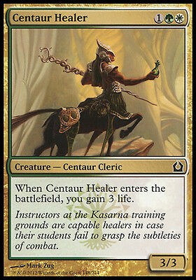 4x Centaur Healer Return to Ravnica MtG Magic Gold Common 4 x4 Cards