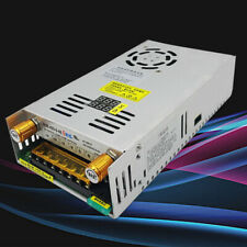 Ac110v To Dc 0 48v Current Limited Adjustable Switch Mode Power Supply 10a 480w