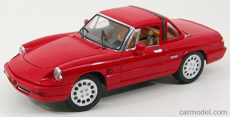 1 18 Eagle's Race Jouef Evolution Alfa Romeo Spider HT