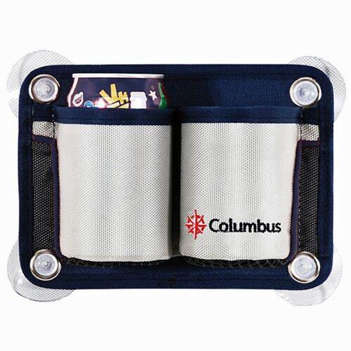 Columbus poches-boissons-Support pour deux gobelets ou doses Bateau Camping Extérieur