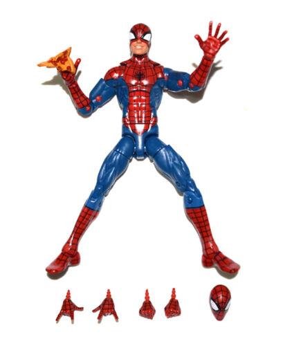 "Marvel Legends Infinite Series Pizza Spiderman 6/"" Loose Action Figure"