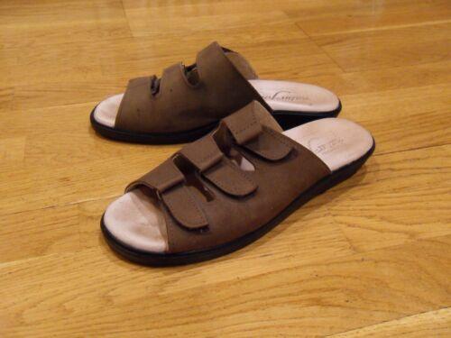 Womens WORISHOFER Natur-form Sandal/Shoe, Brown, s