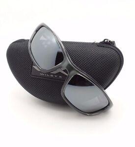 8b2517f716 Wiley X 855 Brick Crystal Metallic Silver Flash Sunglasses New ...