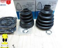 Front Passenger Inner & Outer CV Axle Boot Kit For Infiniti G35 4dr 2007-08 AWD