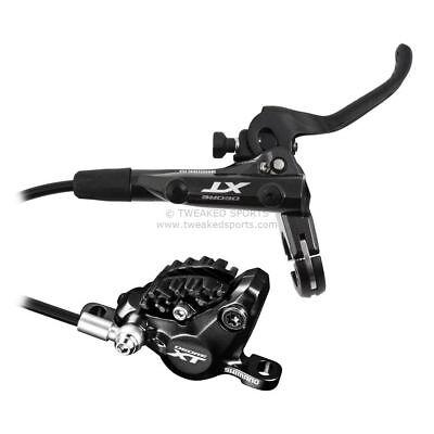 Shimano Deore XT BR-M8000 Hydraulic Disc Brake Lever /& Caliper Kit REAR