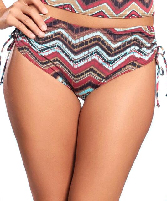 New Fantasie La Paz Adjustable Bikini Short 5421 Amazon VARIOUS SIZES