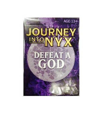 Defeat a God Journey into Nyx Challenge Deck Game Day MTG Sealed BRAND NEW