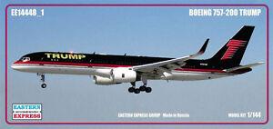 Eastern Express 1/144 Boeing 757-200 Trump Civil Airliner