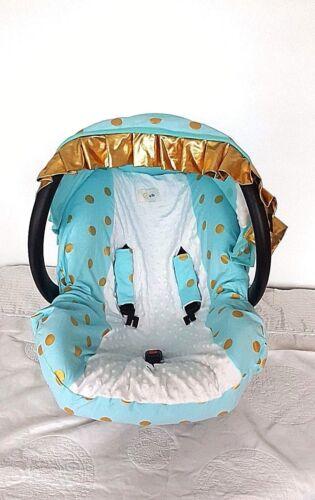 Nacelle bébé siège-auto siège enfant Maxi Cosi Avec Remplacement Référence 4tlg Nouveau Housse de siège