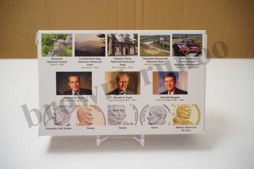 2016-S US Mint Proof Set Cameo Clad 13 Coins w BOX COA 16RG Kennedy ATB $1 5¢ 1¢