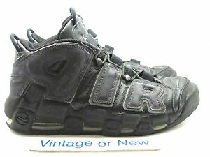 Sz Pippen Uptempo Negro More Scottie Antracita Air 12 Nike 2006 qFxYng8wp