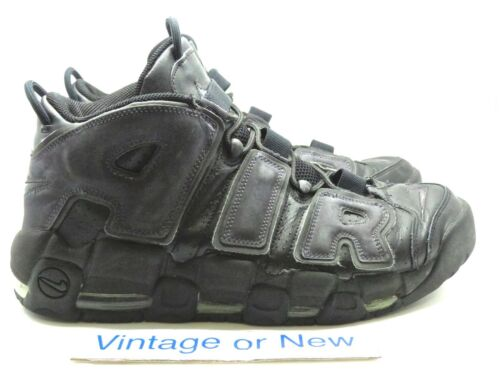 Negro 2006 More Sz 12 Nike Scottie Air Pippen Uptempo Antracita qAPRvIxw
