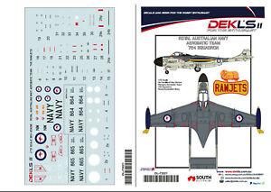 1-72-DeHavilland-Sea-Venom-RAN-039-Ramjets-039-Aerobatic-Team-Decal-DEKL-039-s-II