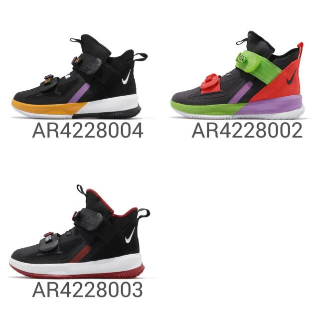 new arrivals 09205 95f8e Nike LeBron Soldier XIII SFG EP 13 James Men Basketball Shoes 2019 Pick 1