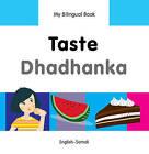 My Bilingual Book - Taste by Milet Publishing Ltd (Hardback, 2013)