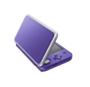 Nintendo-JANSVBDB-New-2DS-XL-System-w-Mario-Kart-7-Pre-installed-Purple-amp