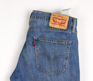Levi's Strauss & Co Hommes 511 Slim Jeans Extensible Taille W33 L34 AVZ1284