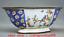 miniature 9 - 6-2-034-Qianlong-Marque-Vieux-Chinois-Cloisonne-Email-Fleur-Oiseaux-Peche-Pot-Jar