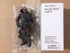 LOTR Lurtz Toy Biz Mail Away Figure Exclusive Uruk Hai Lord Of The Rings Hobbit