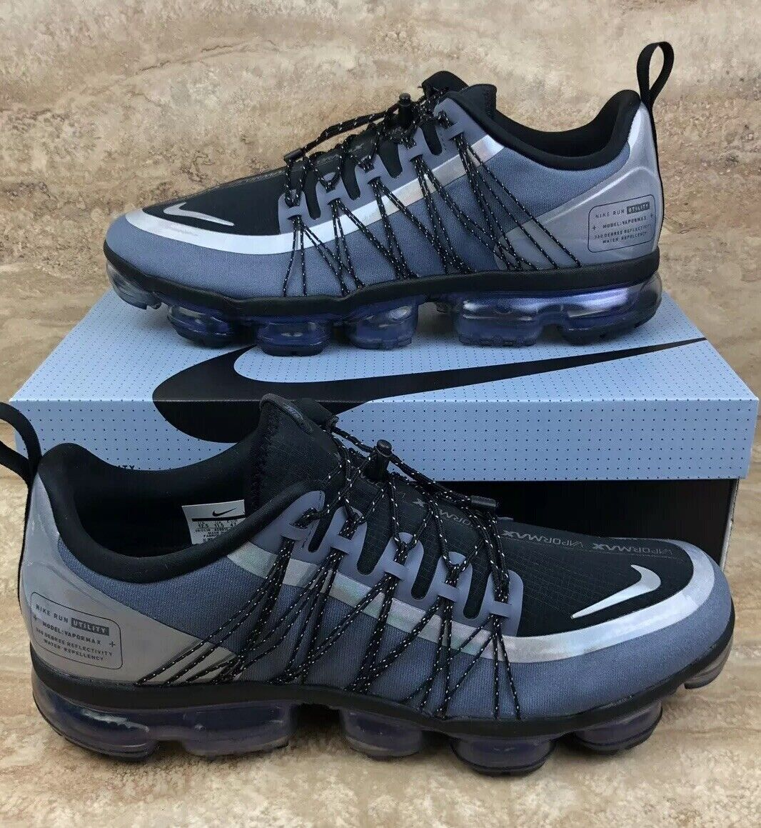 nike air vapormax run utility homme