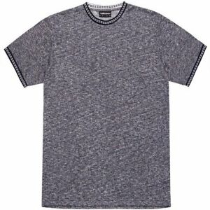 9d4fd4df3c565 Image is loading The-Hundreds-Mens-Sands-T-shirt-Salt-Pepper-