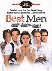 Best-Men-DVD-2002-Drew-Barrymore-Sean-Patrick-Flanery-Luke-Wilson
