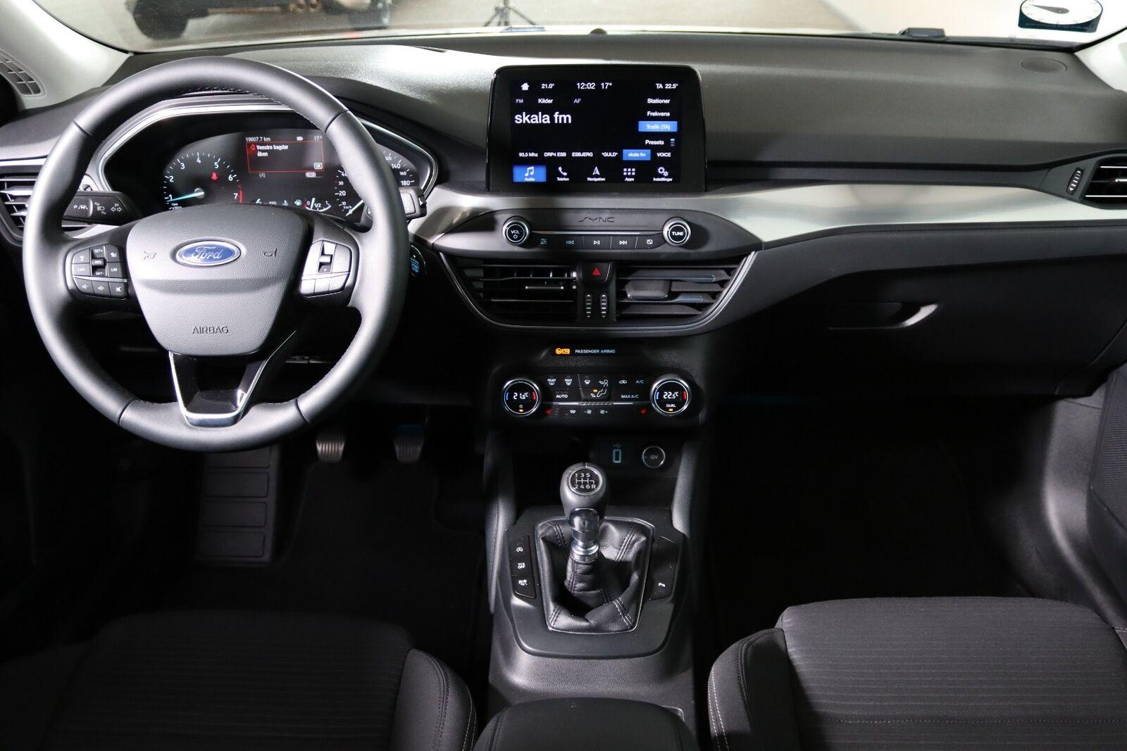 Ford Focus 1,0 EcoBoost Titanium Business stc - billede 6