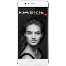 Huawei P10 PLUS 5.5 4G 128GB Silver bianco white 24mesi garanzia Italia vodafone