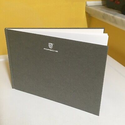 PORSCHE THE NEW 911 SOFT COVERED SALES LITERATURE IN BOX UNUSED PUBLISHED 2008