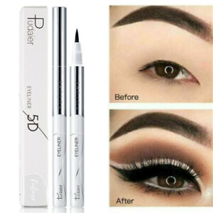 Black-Waterproof-5D-Eyeliner-Liquid-Eye-Liner-Pen-Pencil-Makeup-Cosmetic-Tool