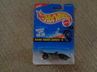 Hot Wheels #402 Dark Rider Series II Thunderstreak Built-in Driver #3//4 NEW