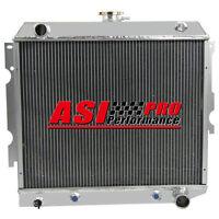 Pro 3row/core Aluminum Radiator For 22 Inch Core Early Mopar Warranty Hot Sale