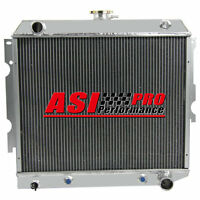 Pro 3row/core Aluminum Radiator For 22 Inch Core Early Mopar Warranty Hot Sale