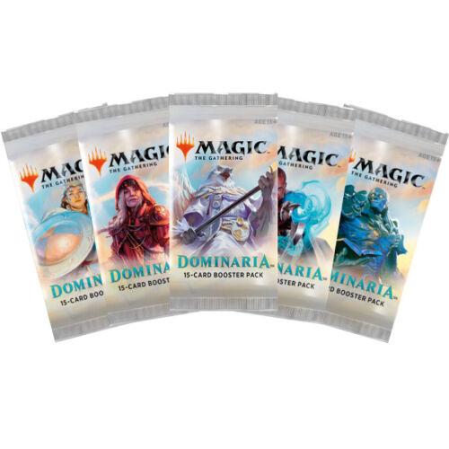 Magic the Gathering Dominaria Booster Deutsch NEU/&OVP MTG
