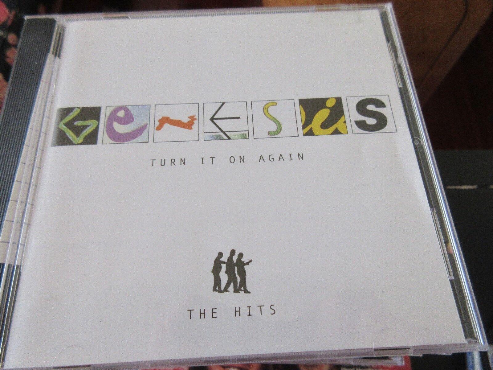 Genesis , Turn It On Again , The Hits , CD , Factory Se