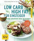 Low Carb High Fat für Einsteiger von Jürgen Vormann und Maiko Kerner (2016, Taschenbuch)
