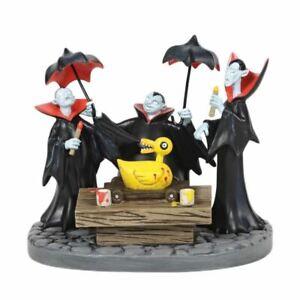 the Nightmare Before Christmas 'Vampire Brothers Prepare the Duck' Figurine