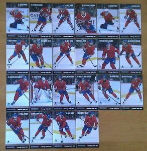 2018-2019-PROVIGO-HABS-GO-HOCKEY-MONTREAL-CANADIENS-LOT-OF-22-CARDS-NRMT