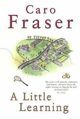 """""""AS NEW"""" A Little Learning, Fraser, Caro, Book"""