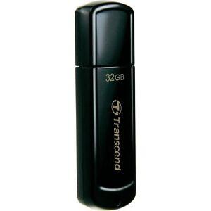 32-go-transcend-jetflash-350-usb-2-0-en-forme-de-stylet-Flash-Drive-Noir
