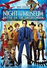 024543625889 Night at The Museum Battle of The Smithsonian DVD Region 1