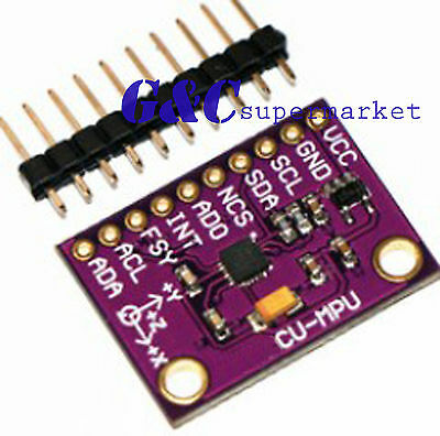 MPU9250 Integrated 9DOF 9Axis Altitude Acceleration Magnetometer Gyro Module M40