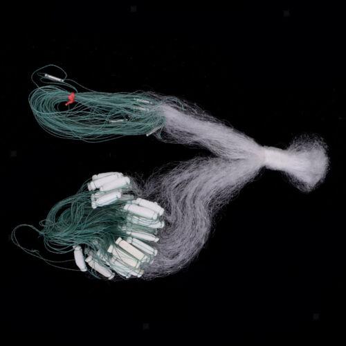Details about  /Fishing   Mesh Trap Nylon Fishing Gill Net Casting Net