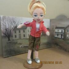 COLLECTIBLE  SWEET SAMMI TY GIRLZ DOLL WITH SECRET CODE FOR WEB SITE PASS