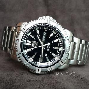 45mm nv Watch Xs Men's Details Made Modern About Luminox Mariner 6502 Swiss Automatic 0OwnPk