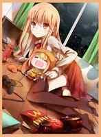 (60)mtg Wow Yugioh Card Sleeves Anime Umaru Himono Onna Sleeves 60 Pcs 67×92mm